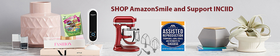 Support INCIID by Shopping at Amazon Smile