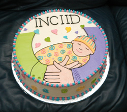 Happy Birthday INCIID Cake