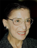 Headshot photo of Supreme Court Justice Ruth Bader Ginsburg